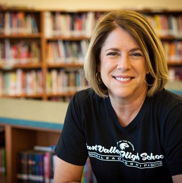 Ms. Brooks 2015 Inspirational teacher